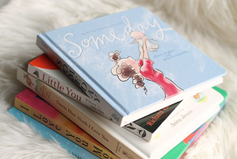 5 books for babies