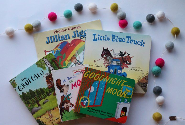 Five Rhyming Books