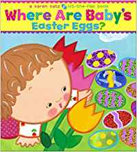 Easter books for babies