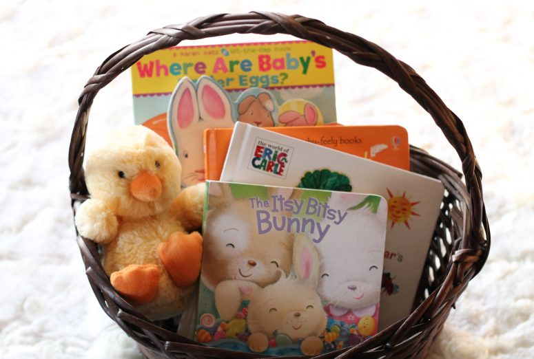 Easter Books for Baby