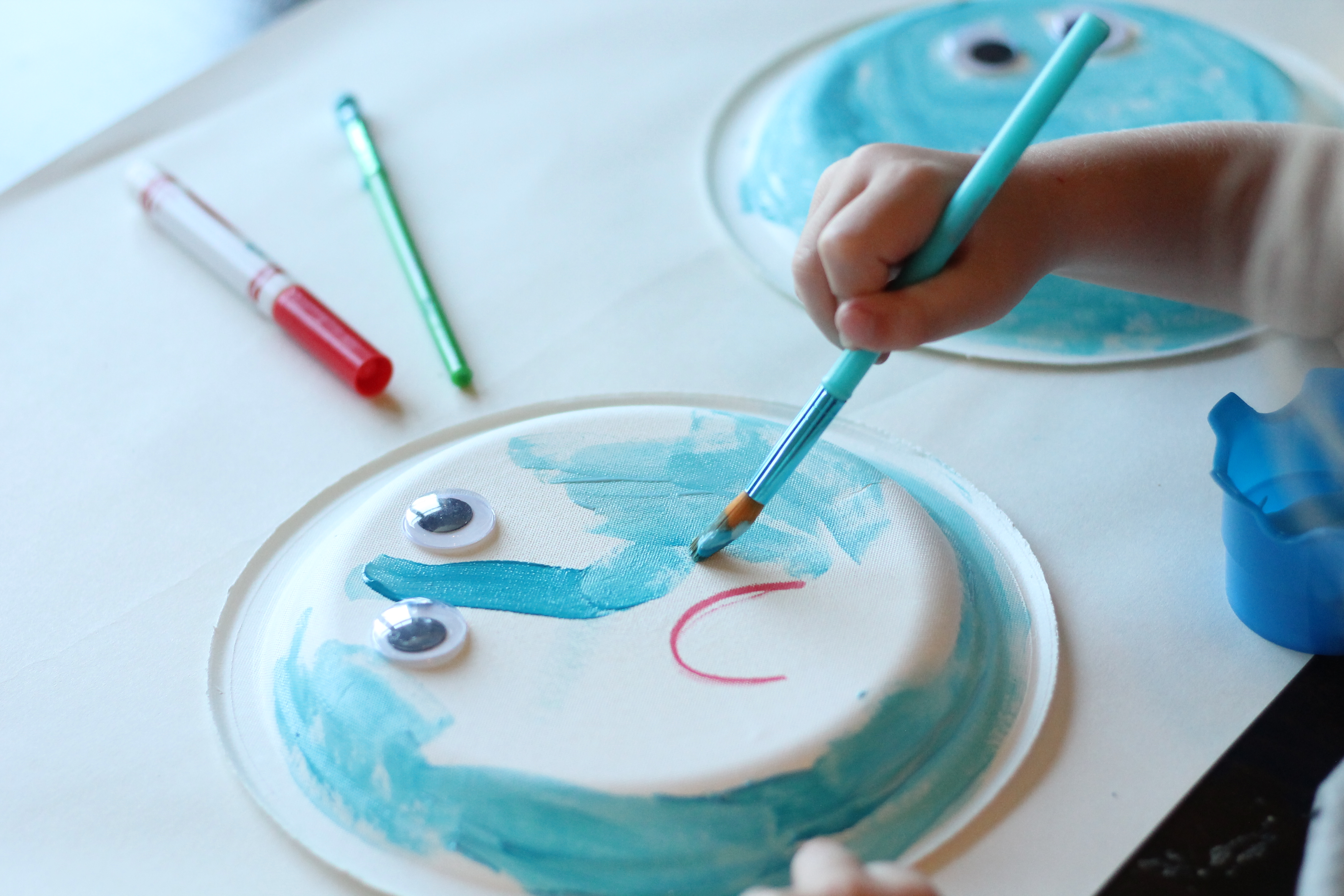 Painting Craft for Kids