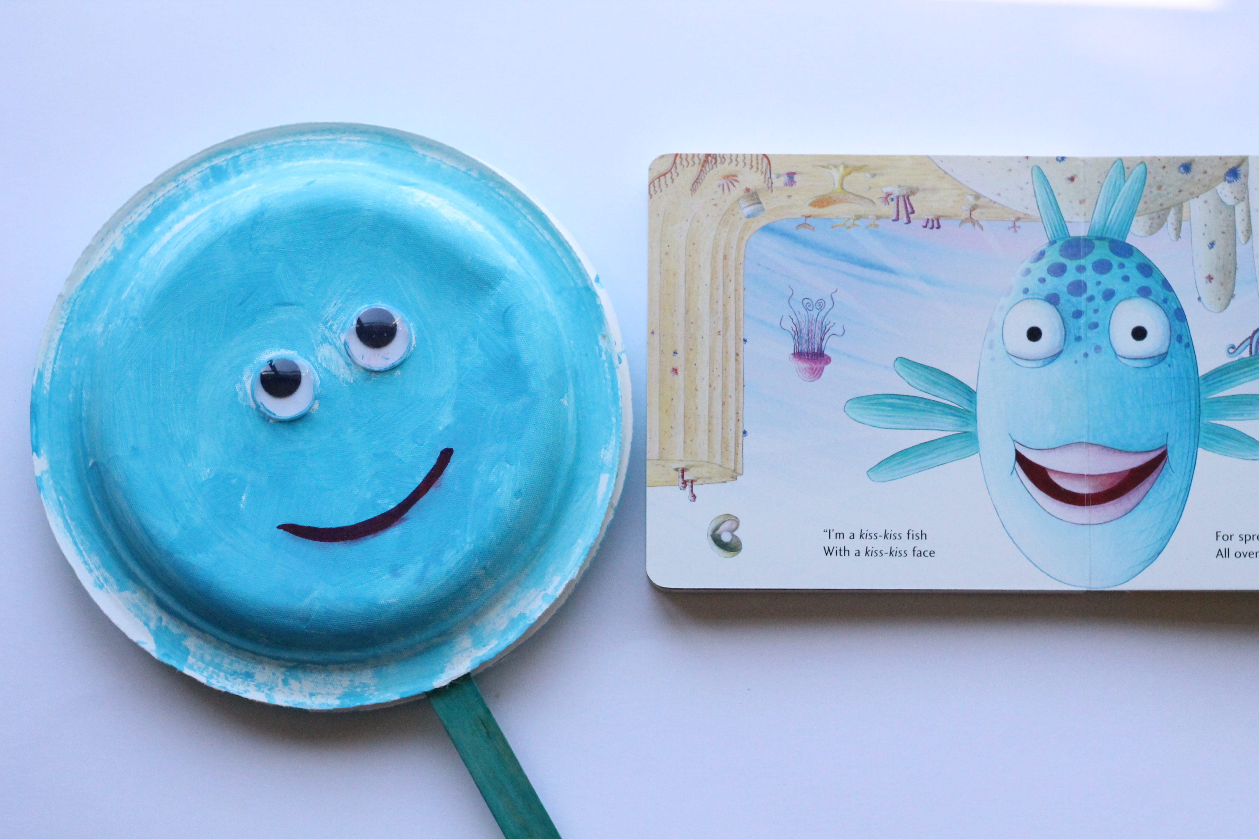 Book Crafts for Kids