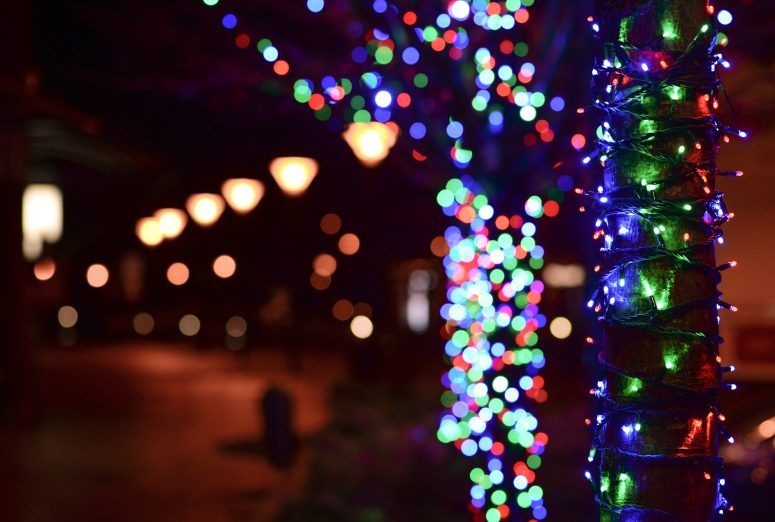 Christmas in Kelowna
