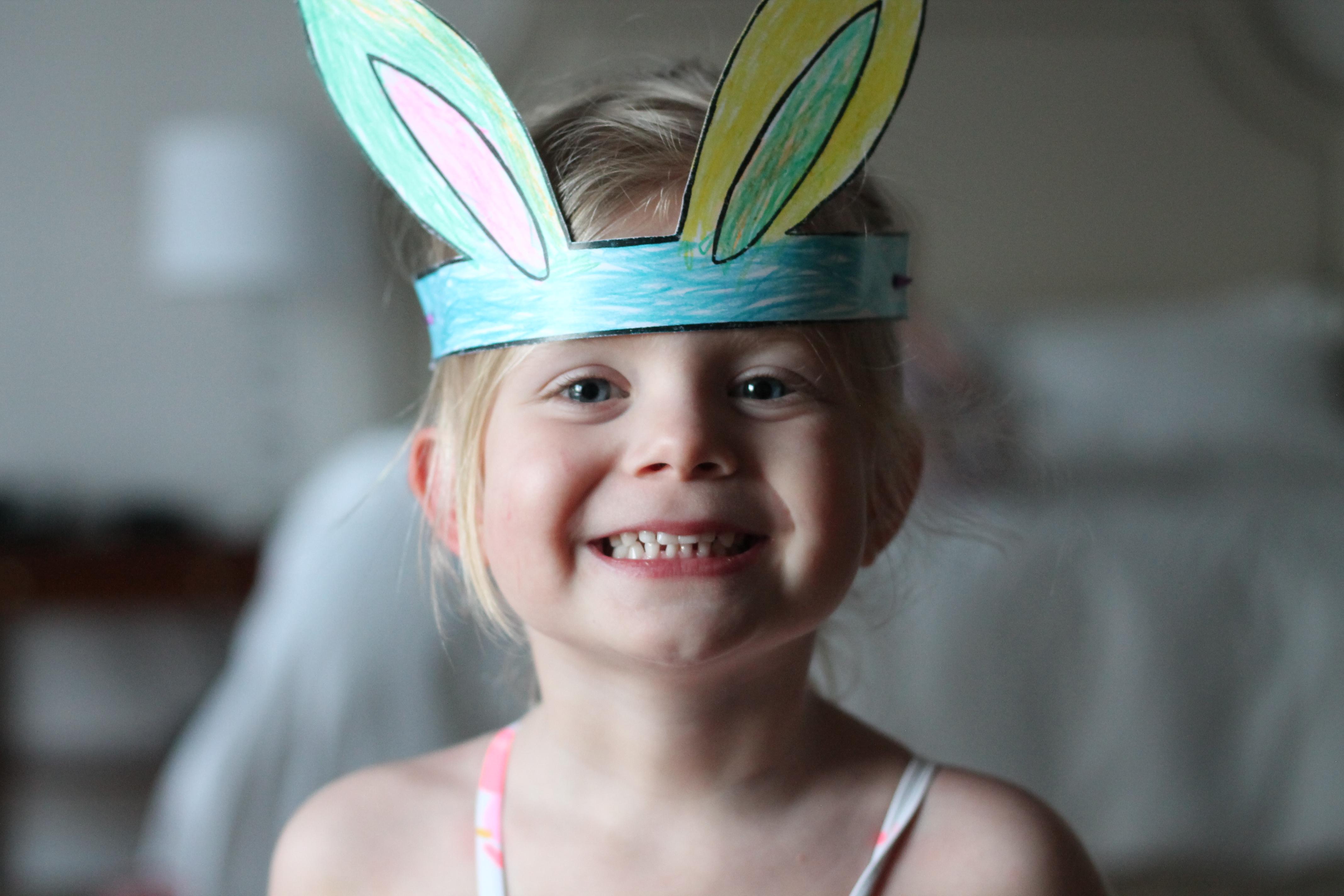 Family Easter Egg Fun