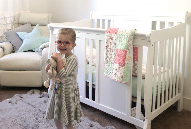 Nursery room transitions