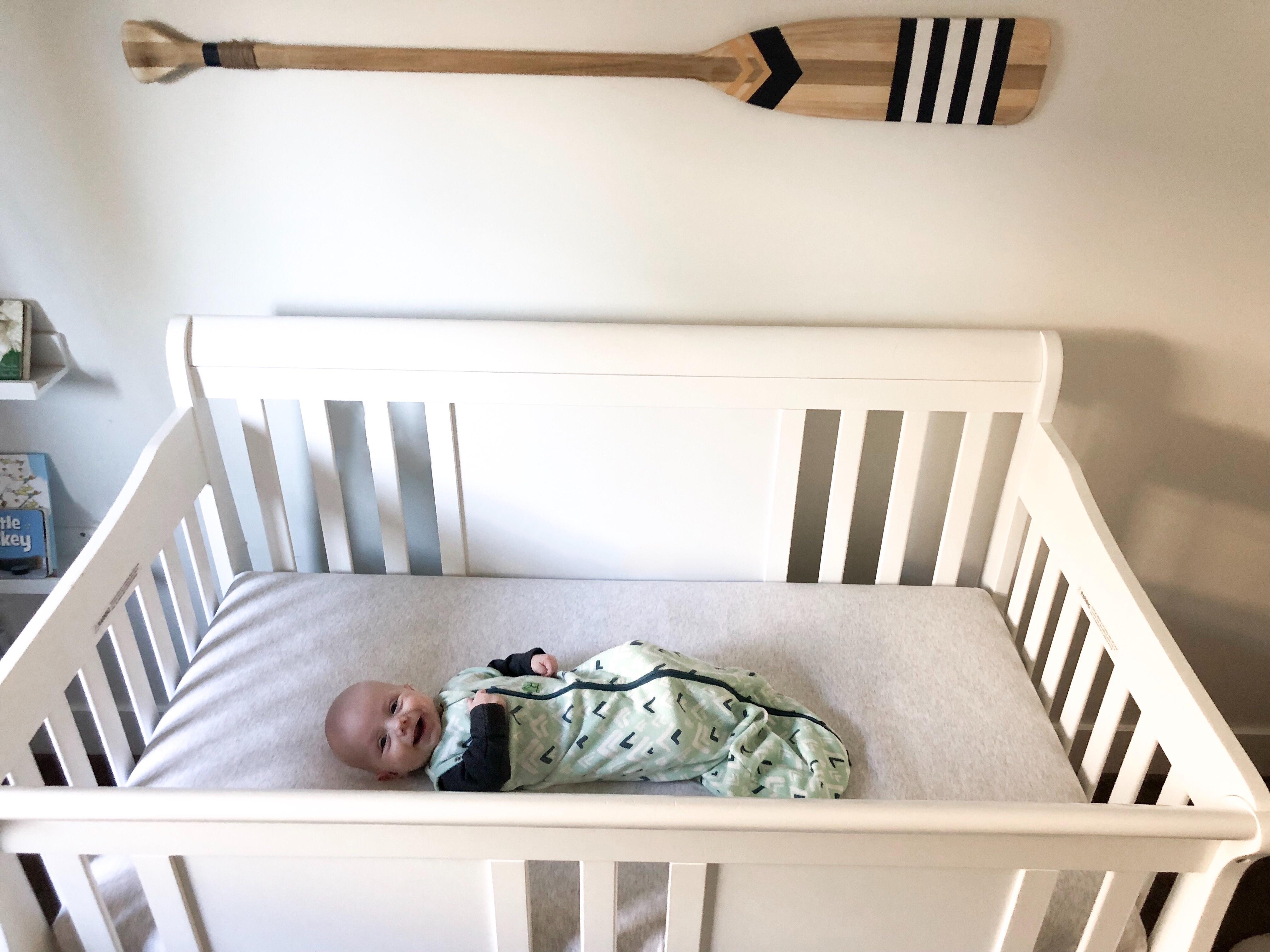 Baby Sleep_Crib