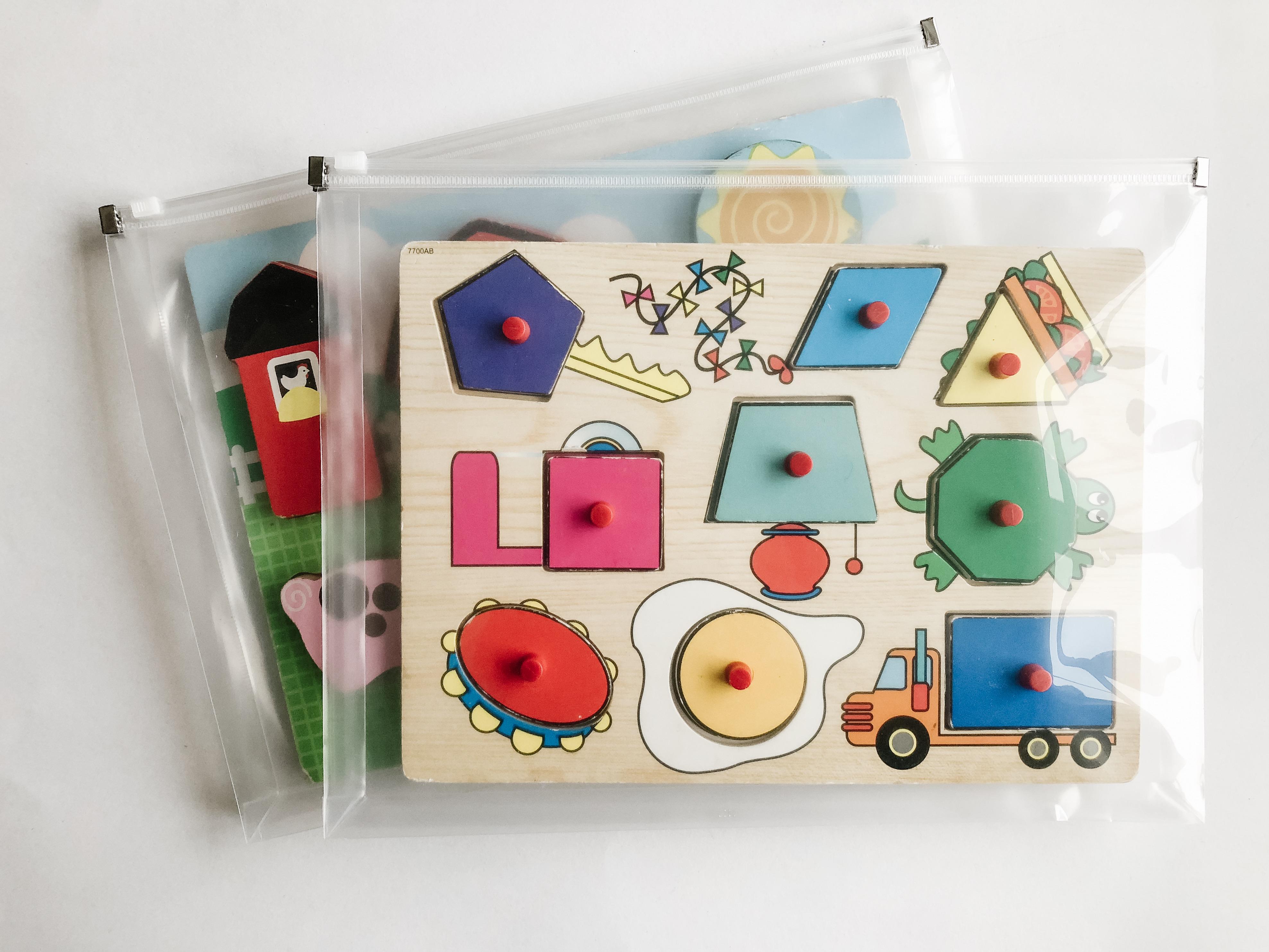 Puzzle Storage