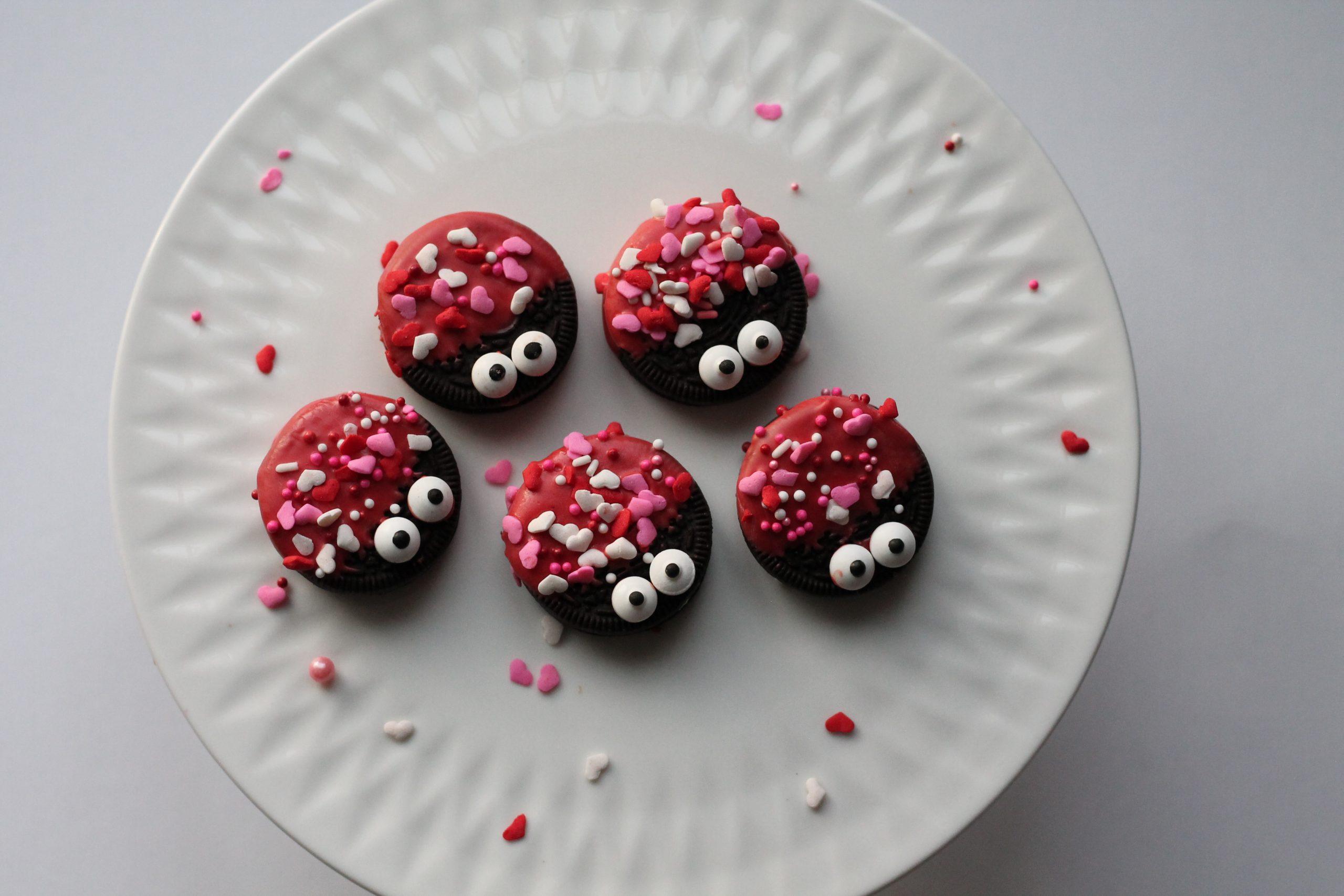 Cookie Valentines