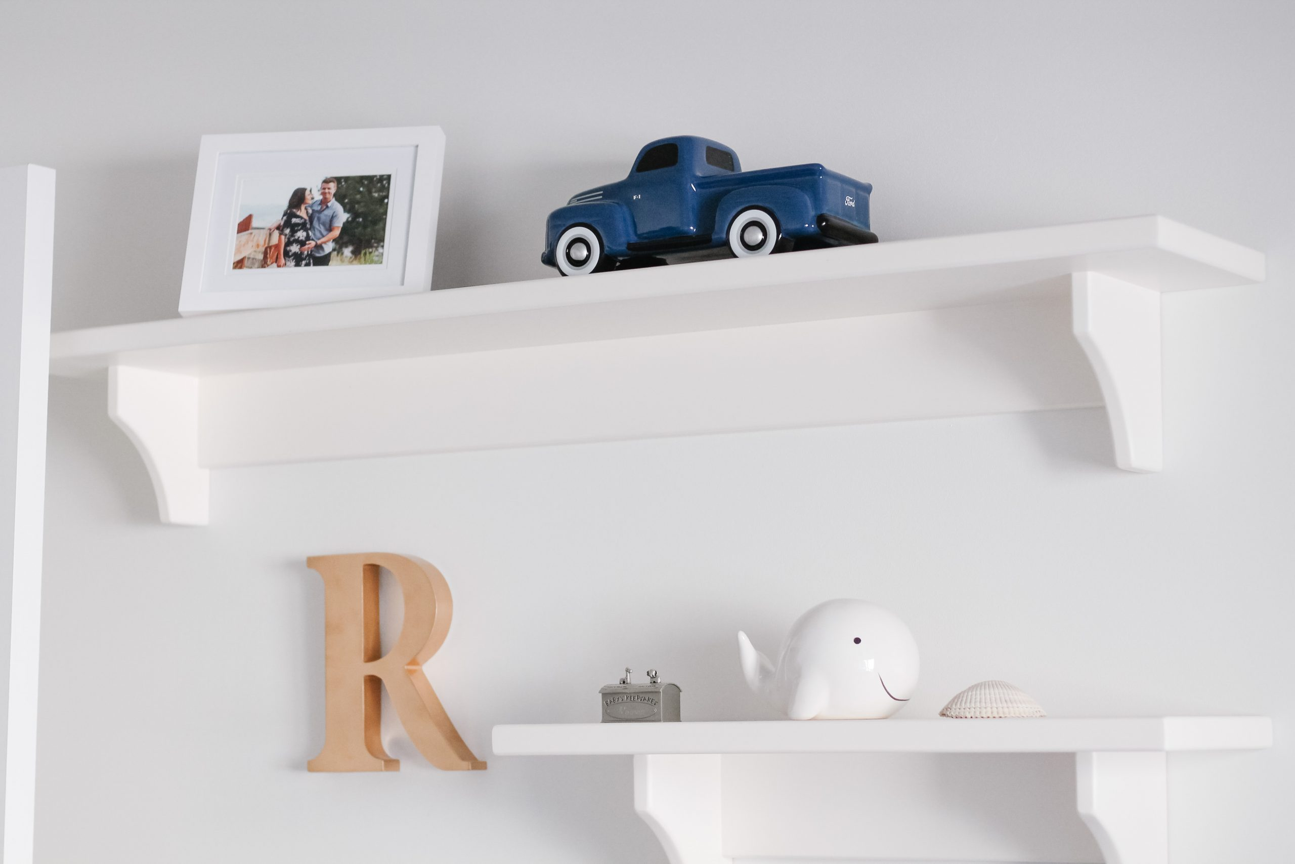 Nursery decor Details